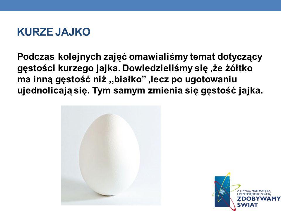 Kurze jajko