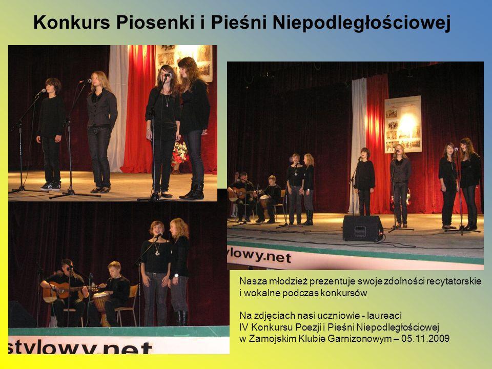 Konkurs Piosenki i Pieśni Niepodległościowej