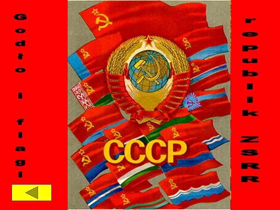 Godło i flagi republik ZSRR