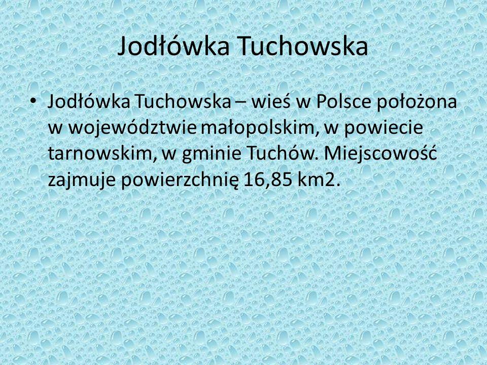 Jodłówka Tuchowska