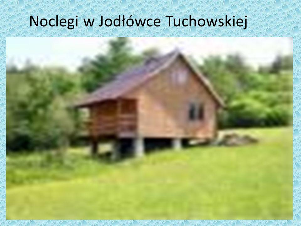 Noclegi w Jodłówce Tuchowskiej