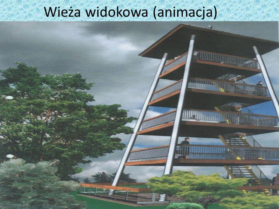 Wieża widokowa (animacja)