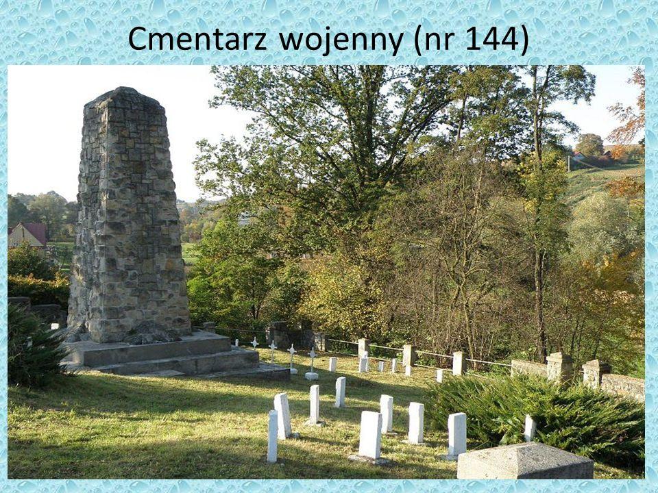 Cmentarz wojenny (nr 144)