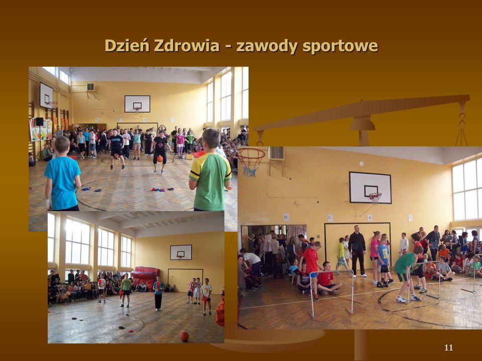 Dzień Zdrowia - zawody sportowe