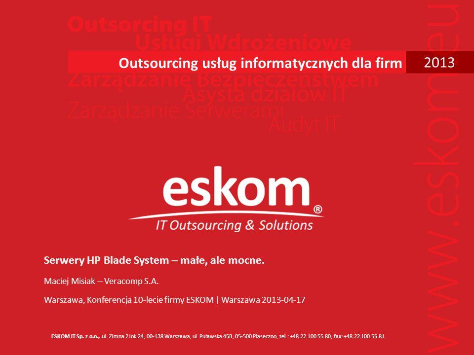 Outsourcing usług informatycznych dla firm