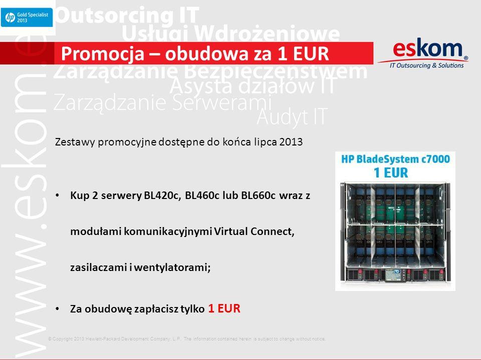 Promocja – obudowa za 1 EUR