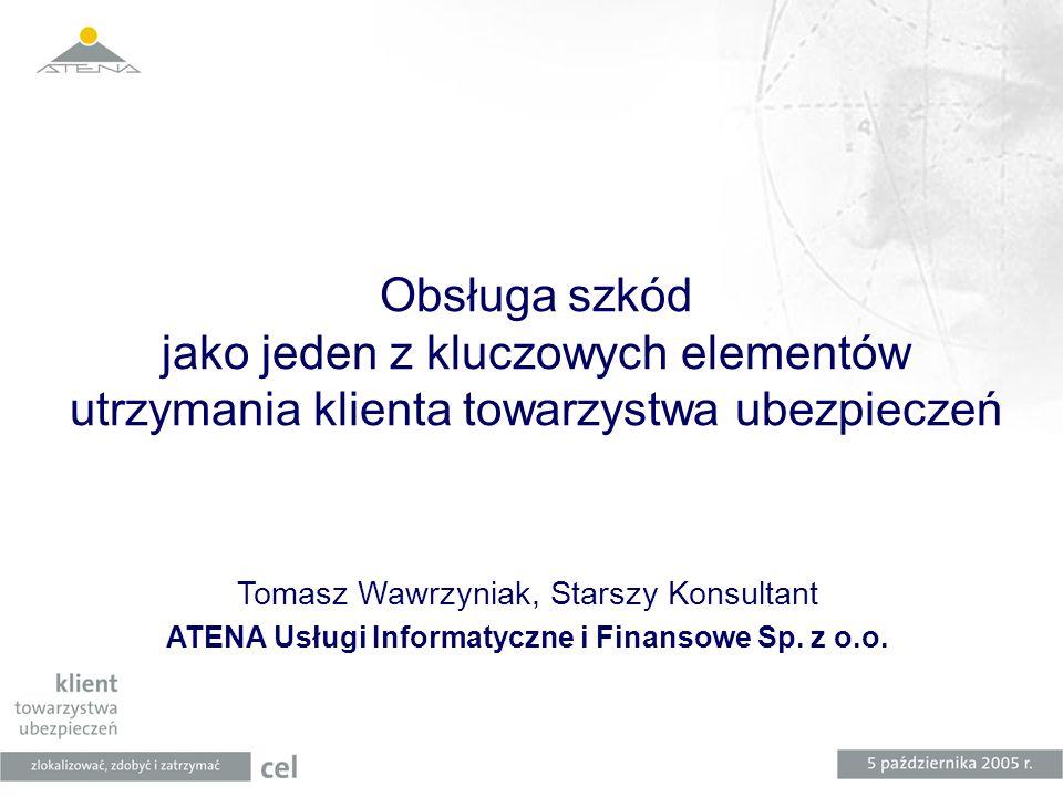ATENA Usługi Informatyczne i Finansowe Sp. z o.o.
