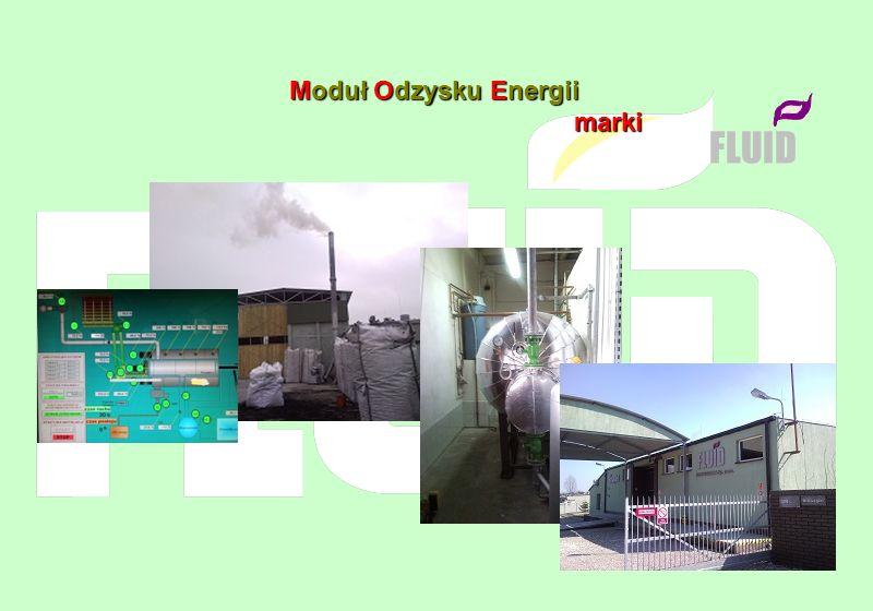 Moduł Odzysku Energii marki