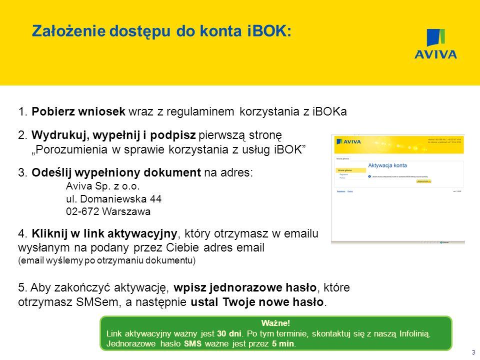 Założenie dostępu do konta iBOK: