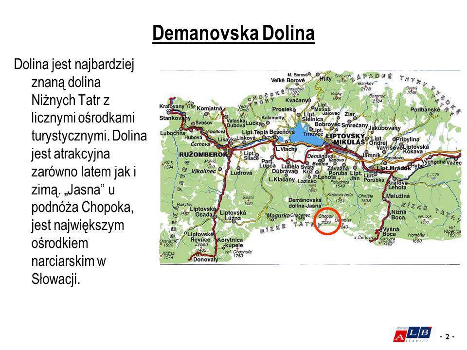 Demanovska Dolina
