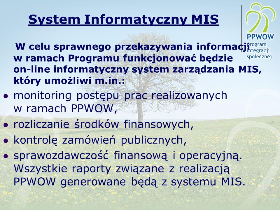 System Informatyczny MIS