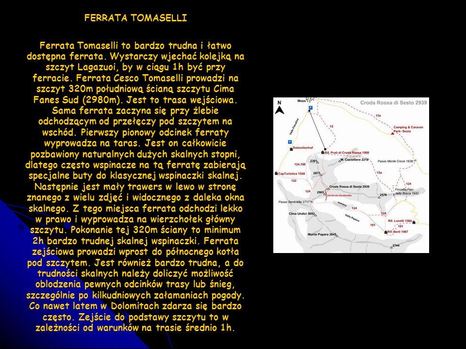FERRATA TOMASELLI