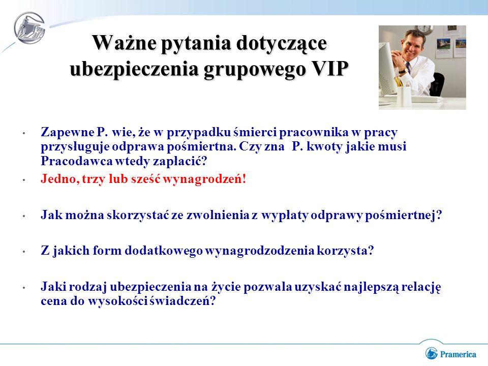 Ważne pytania dotyczące ubezpieczenia grupowego VIP