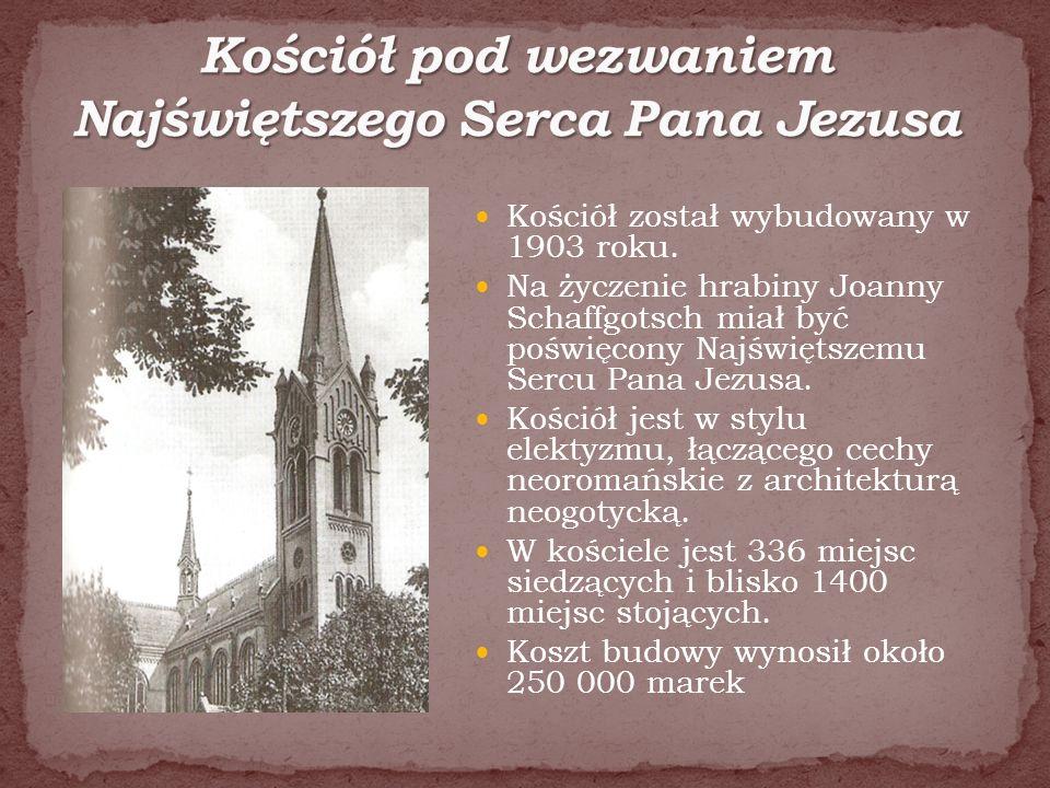 Kościół pod wezwaniem Najświętszego Serca Pana Jezusa