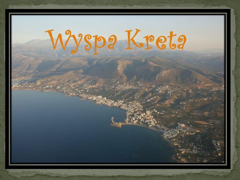 Wyspa Kreta Wyspa Kreta