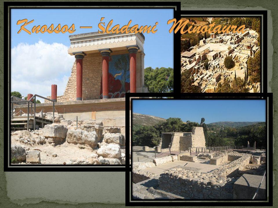 Knossos – śladami Minotaura