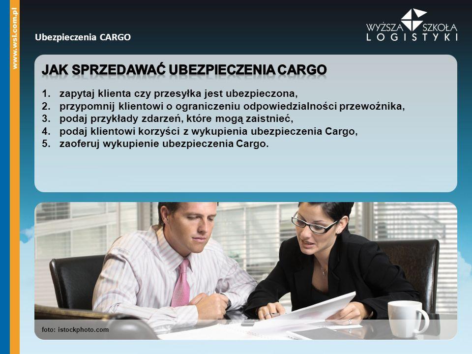 Jak sprzedawać ubezpieczenia cargo