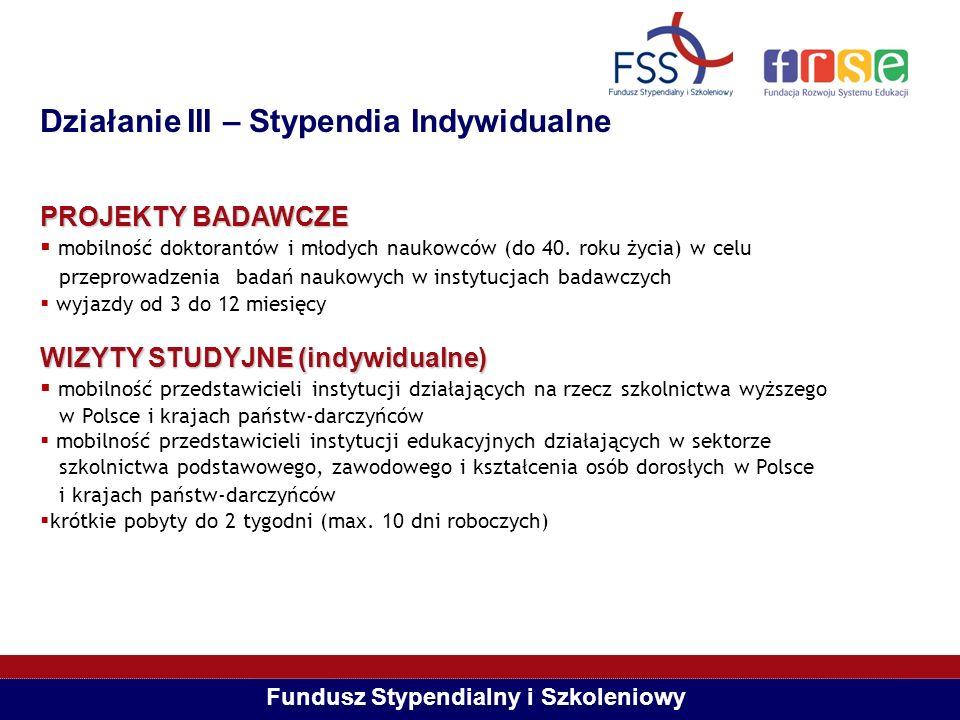 Fundusz Stypendialny i Szkoleniowy