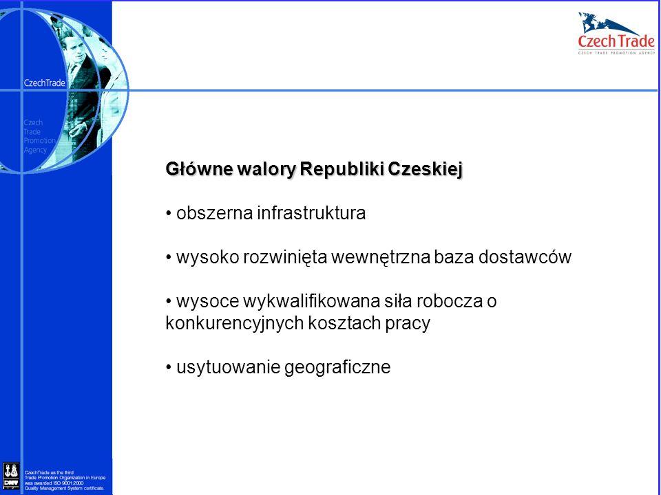 Główne walory Republiki Czeskiej
