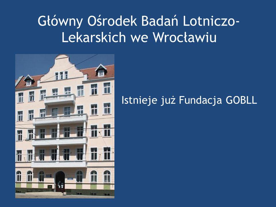 Główny Ośrodek Badań Lotniczo-Lekarskich we Wrocławiu