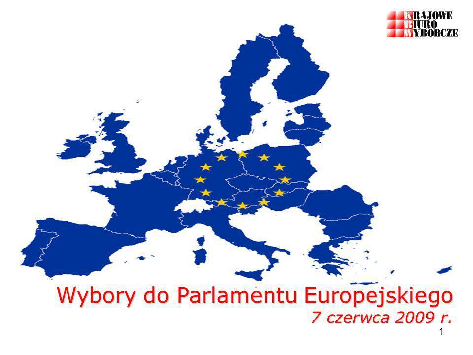 Wybory do Parlamentu Europejskiego 7 czerwca 2009 r.