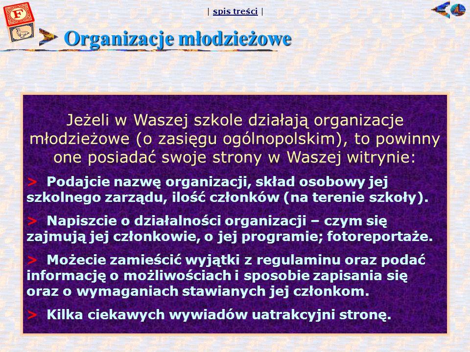 Organizacje młodzieżowe
