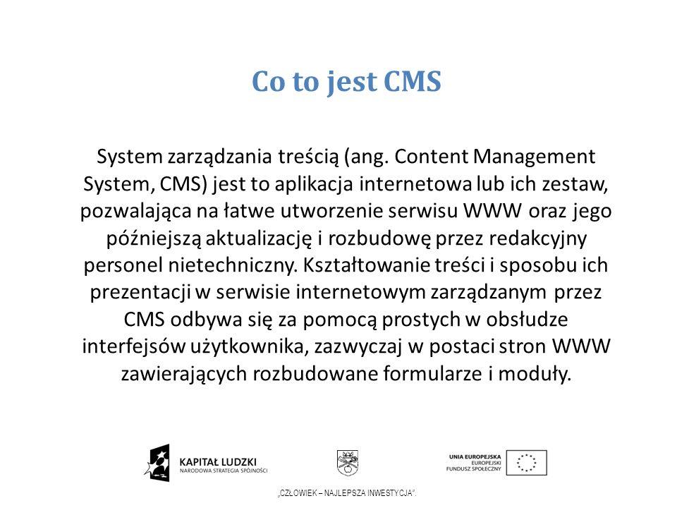 Co to jest CMS