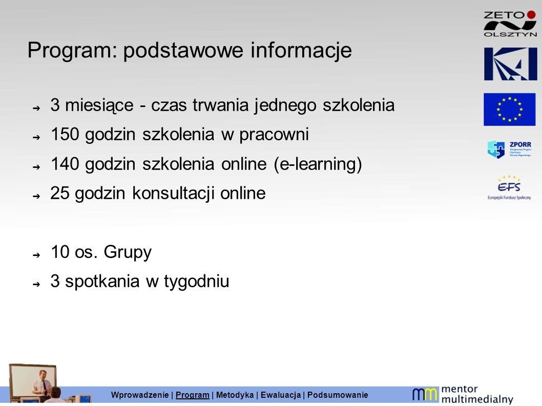 Program: podstawowe informacje