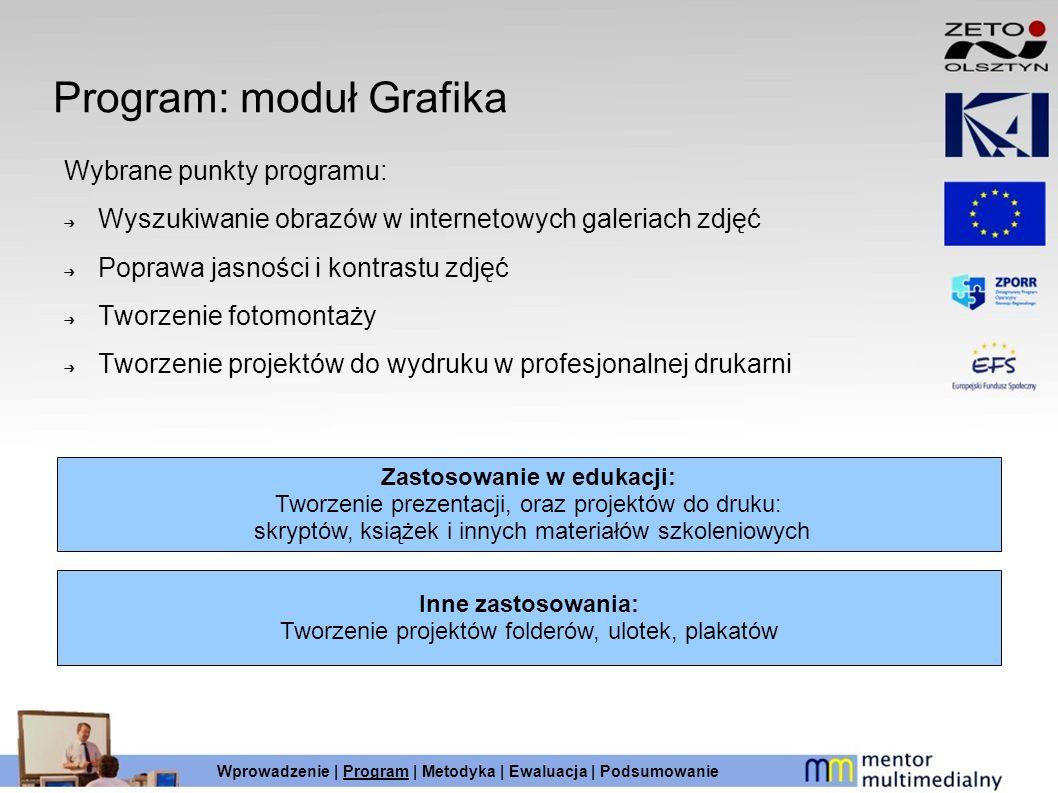 Program: moduł Grafika