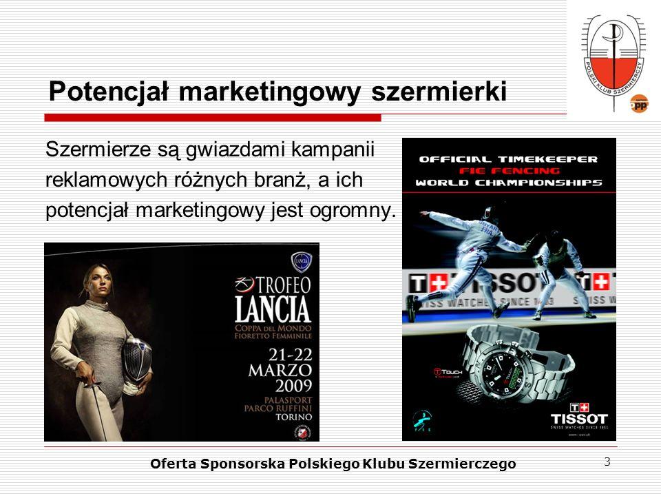 Potencjał marketingowy szermierki