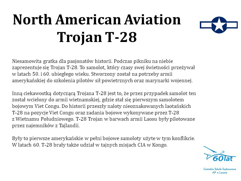 North American Aviation Trojan T-28