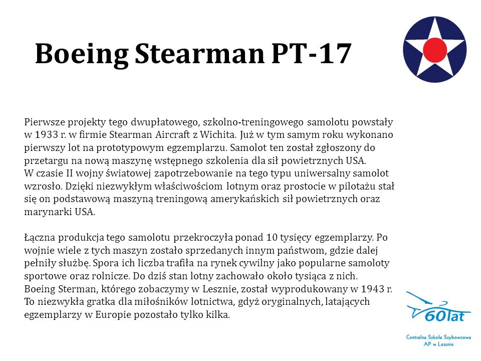 Boeing Stearman PT-17