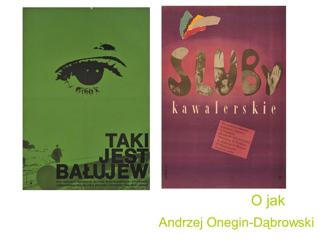 O jak Onegin - Dąbrowski Andrzej