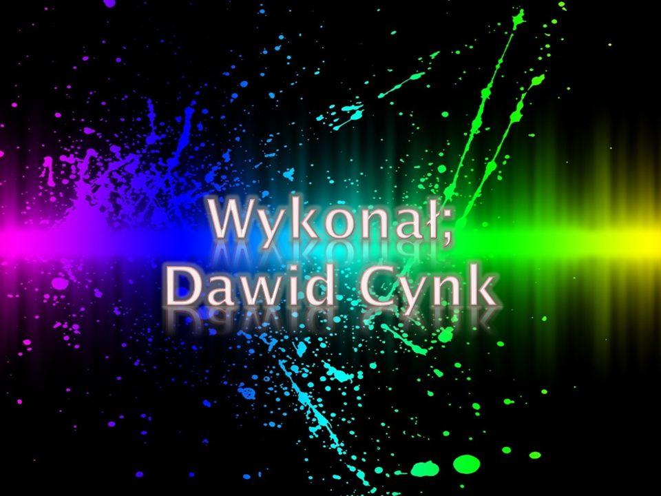 Wykonał; Dawid Cynk
