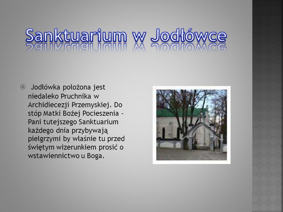Sanktuarium w Jodłówce