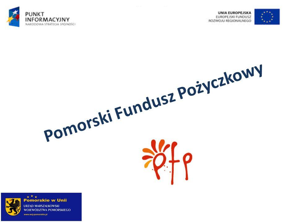 Pomorski Fundusz Pożyczkowy