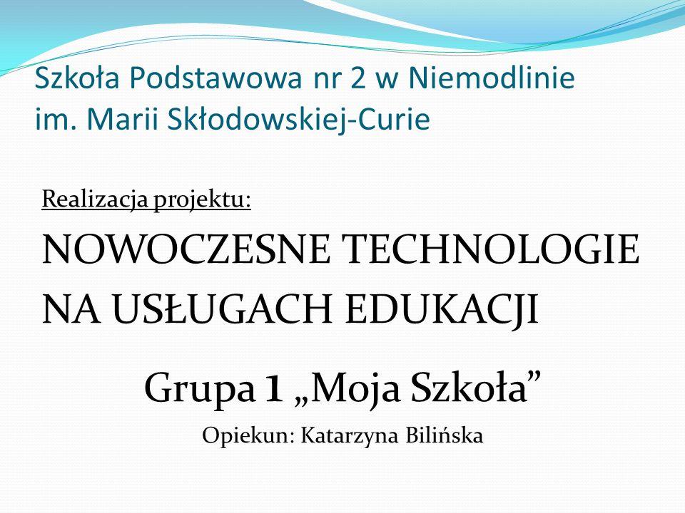 Szkoła Podstawowa nr 2 w Niemodlinie im. Marii Skłodowskiej-Curie