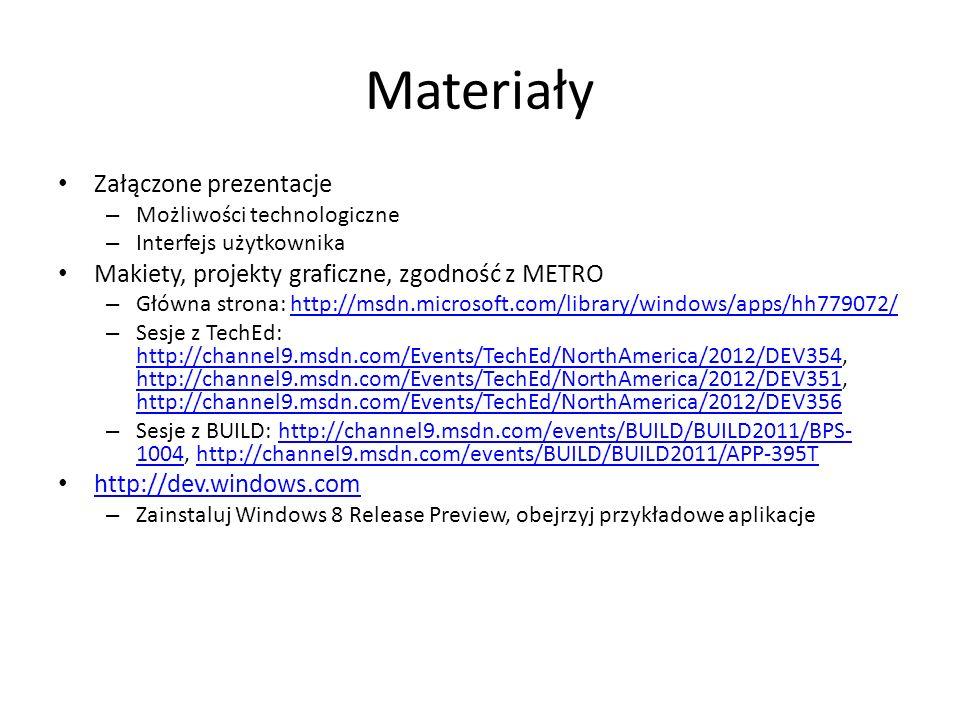 Materiały Załączone prezentacje