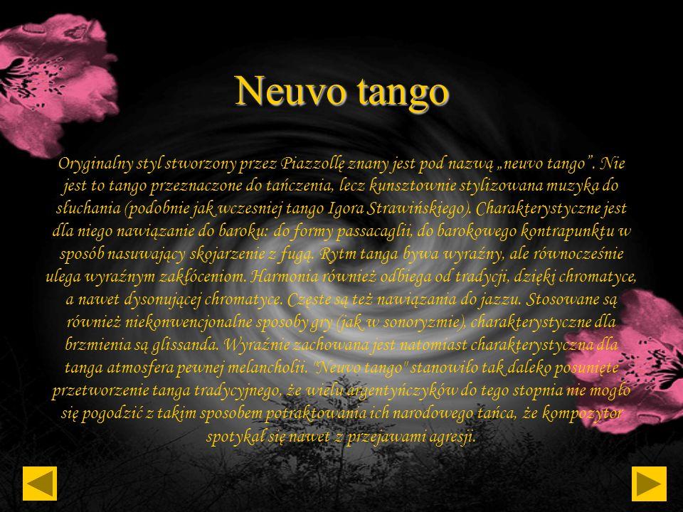 Neuvo tango
