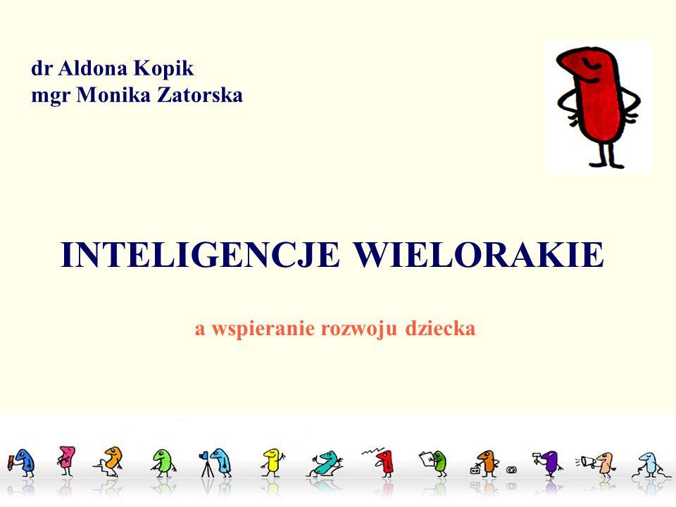 dr Aldona Kopik mgr Monika Zatorska