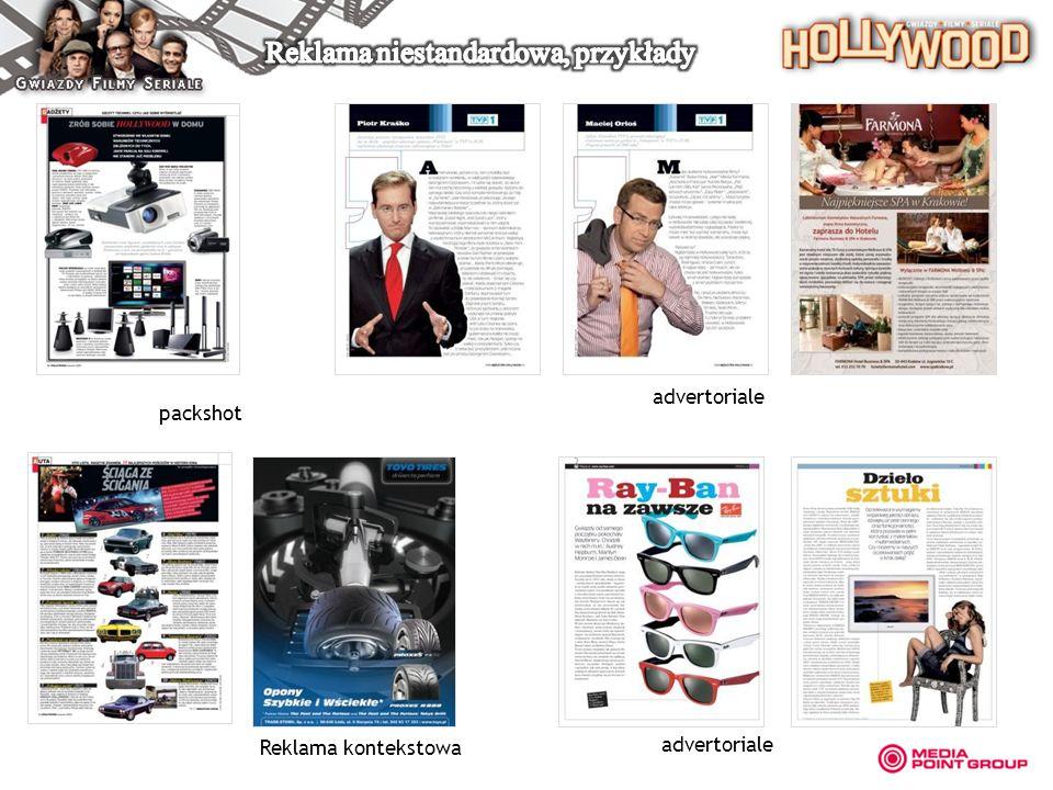 Reklama niestandardowa, przykłady