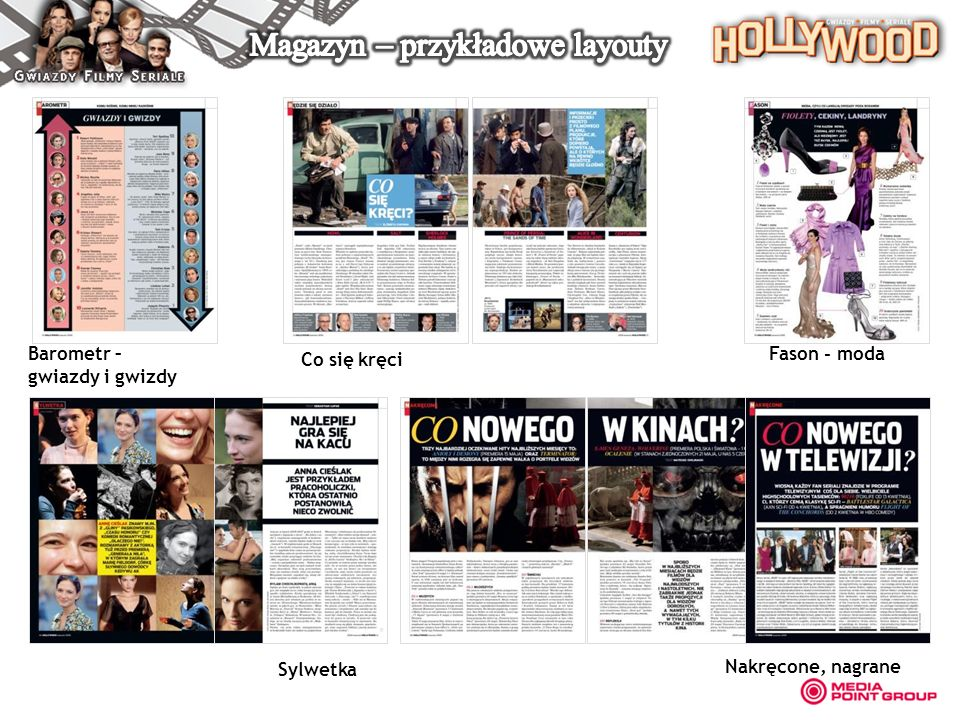 Magazyn – przykładowe layouty