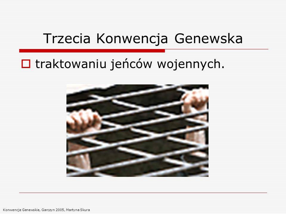 Trzecia Konwencja Genewska