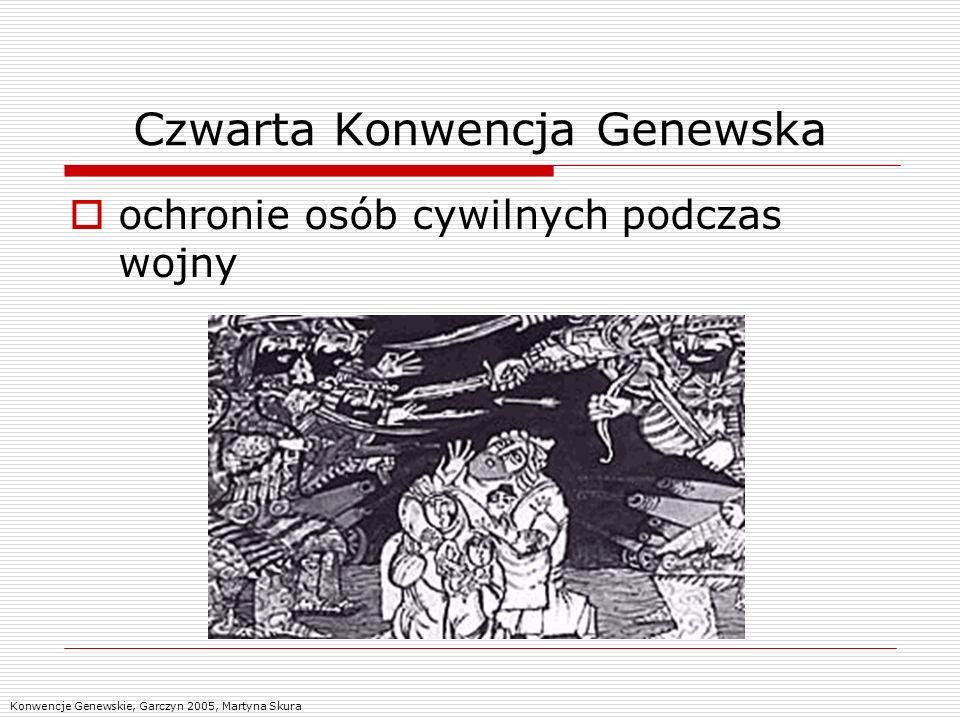 Czwarta Konwencja Genewska