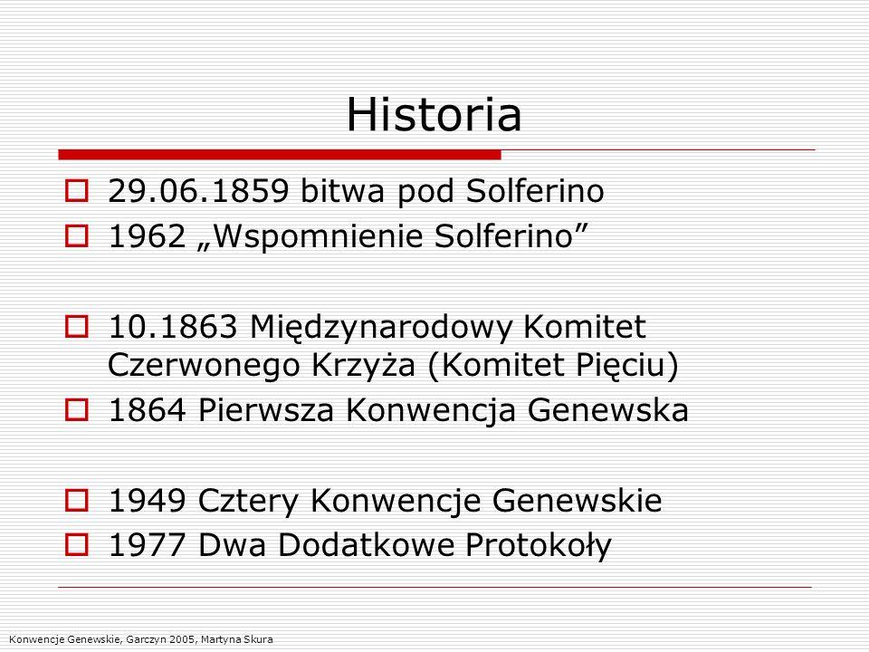 "Historia 29.06.1859 bitwa pod Solferino 1962 ""Wspomnienie Solferino"