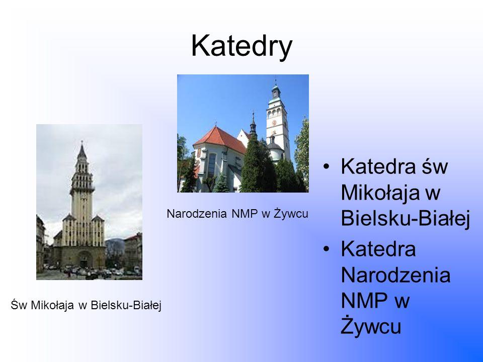 Katedry Katedra św Mikołaja w Bielsku-Białej