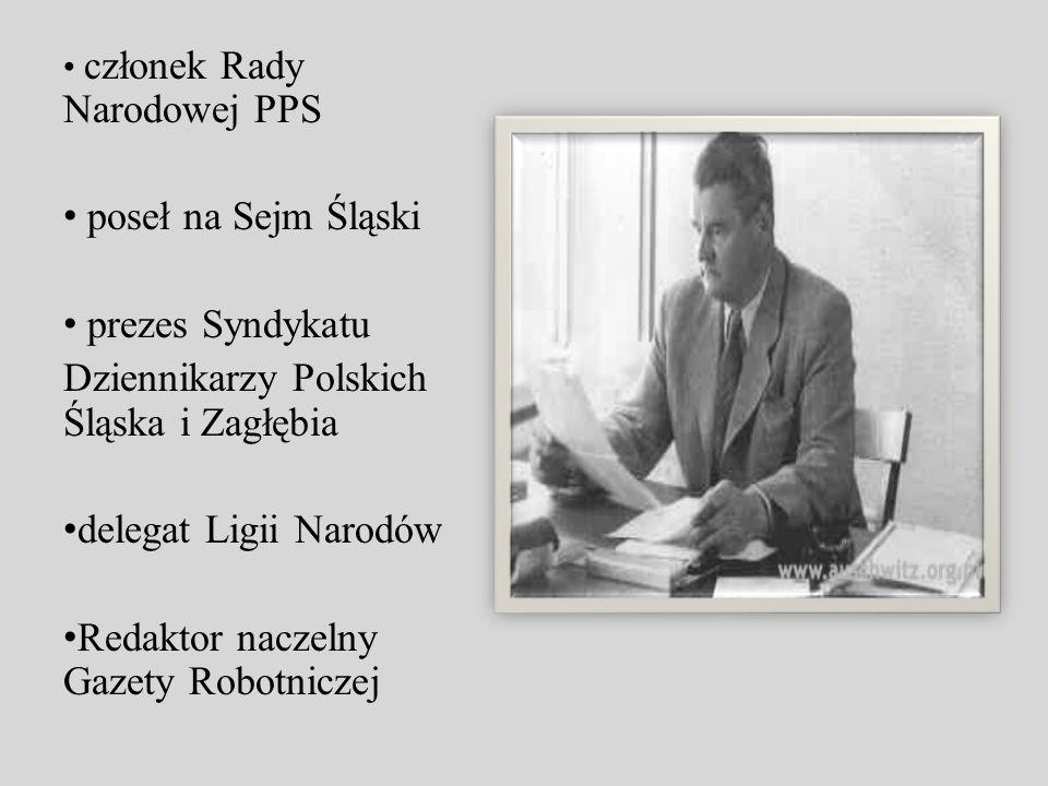 Dziennikarzy Polskich Śląska i Zagłębia