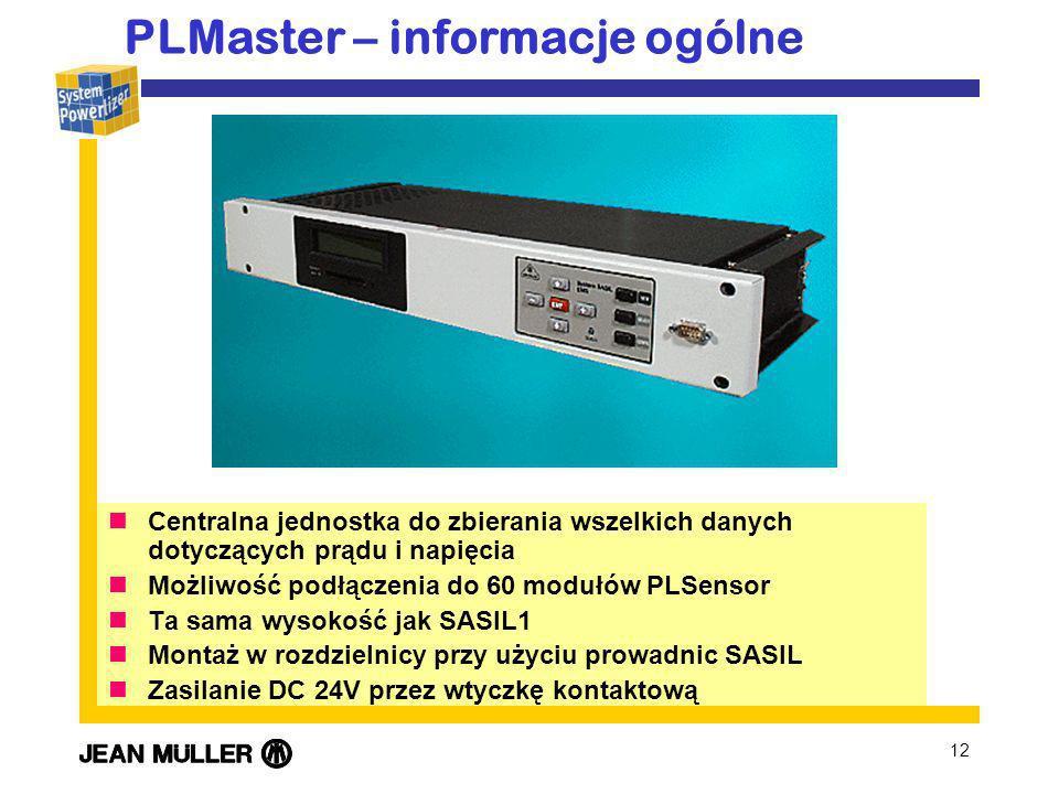 PLMaster – informacje ogólne
