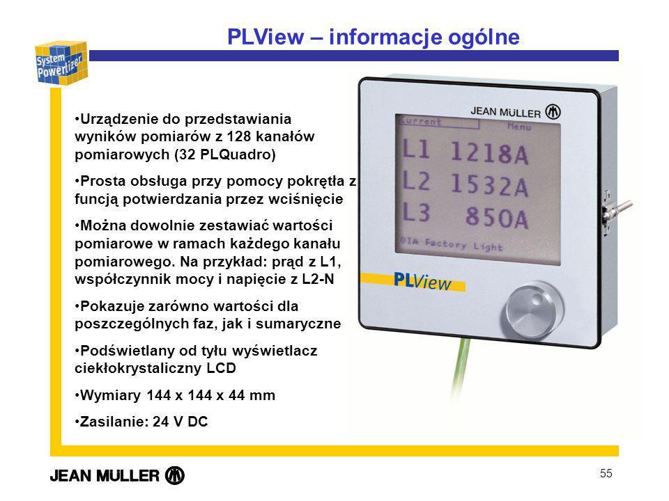 PLView – informacje ogólne