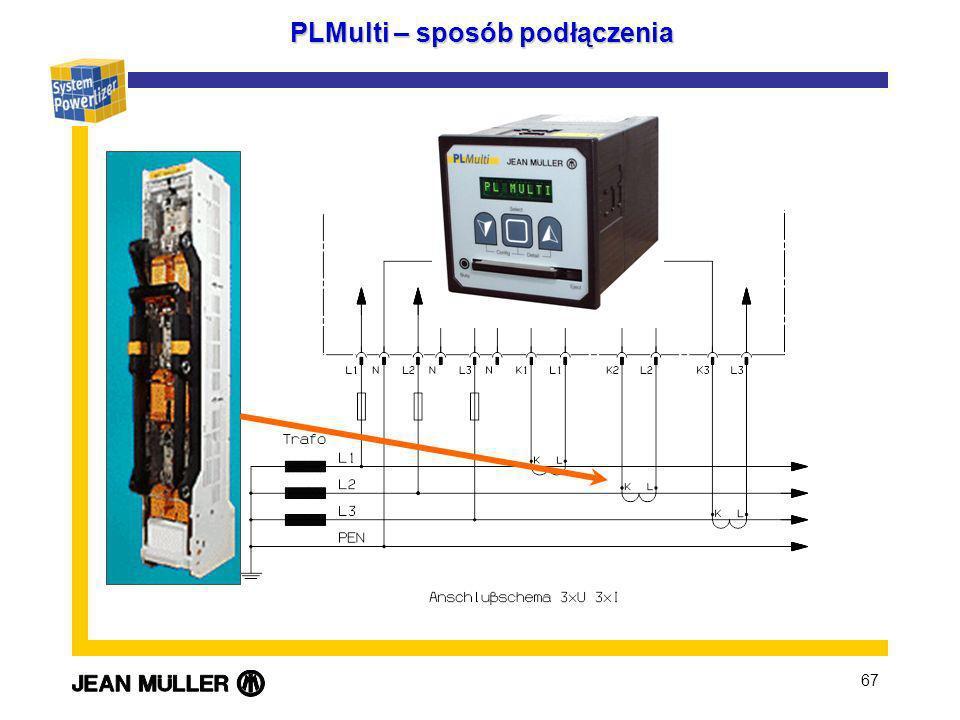 PLMulti – sposób podłączenia
